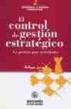 EL CONTROL DE GESTION ESTRATEGICO