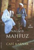 Café Karnak (MR Biblioteca Naguib Mahfuz)