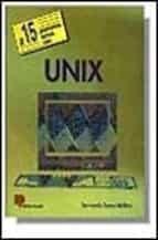 PRIMERAS 15 HORAS CON UNIX