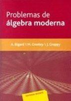 PROBLEMAS DE ALGEBRA MODERNA