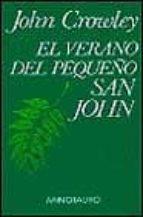 EL VERANO DEL PEQUEO SAN JOHN