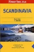 SCANDINAVIA INSIGHT TRAVEL ATLAS (ROAD ATLAS 1:800000)