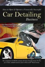HOW TO OPEN&OPERATE A FINANCIALLY SUCCESSFUL CAR DETAILING BUSINESS (EBOOK)