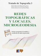 REDES TOPOGRAFICAS Y LOCALES