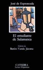 EL ESTUDIANTE DE SALAMANCA (22ª ED.)