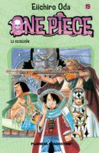 One Piece nº 19: La rebelión (Manga)