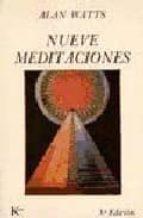 NUEVE MEDITACIONES (5ª ED.)