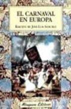 EL CARNAVAL EN EUROPA