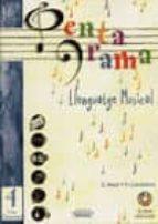 PENTAGRAMA LLENGUATGE MUSICAL Nº 4 GRAU ELEMENTAL (INCLUYE CD)
