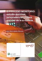 EL PROCESO MONITORIO (EBOOK)