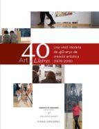Art i lletres. 40 anys del museu d