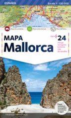 MAPA MALLORCA (1:130000)