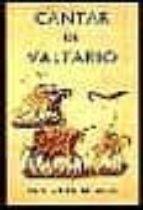 CANTAR DE VALTARIO:(ANONIMO DEL S. IX)