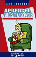 APRENDER A ESTUDIAR (EBOOK)