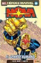 Cohete humano, el - nova (Tomos Marvel)