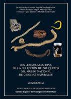 """LOS""""EJEMPLARES TIPO""""DE LA COLECCIÓN DE POLIQUETOS DEL MUSEO NACIONAL DE CIENCIAS NATURALES (EBOOK)"""