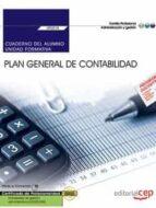 Cuaderno del alumno. Plan General de Contabilidad (UF0515). Certificados de profesionalidad. Actividades de gestión administrativa (ADGD0308)