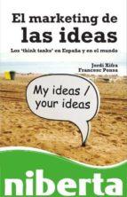 El marketing de las ideas (niberta / Serie Major)