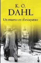 Un muerto en el escaparate (Navidad 2009)