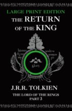 THE RETURN OF THE KING (LARGE TYPE / LETRA GRANDE) (TEH LORD OF THE RINGS PART 3)