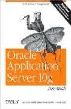 Oracle Application Server 10g Essentials (Classique Us)