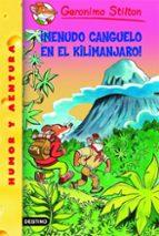 ¡Menudo canguelo en el Kilimanjaro!: Geronimo Stilton 26