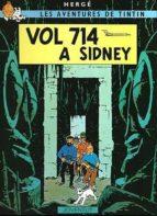 Vol 714 a Sidney (LES AVENTURES DE TINTIN CATALA)