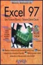 MANUAL AVANZADO EXCEL 97