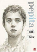 Pepita: Tras los pasos de Gaudí (Manga)