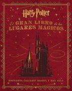 los lugares mágicos de Harry Potter (Comic Usa)