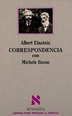 CORRESPONDENCIA CON MICHELE BESSO (1903-1955)