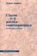 Claves de poesia contemporanea. debecquer a brines