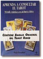 APRENDA A CONSULTAR EL TAROT ( 1 ESTUCHE CON CARTAS)
