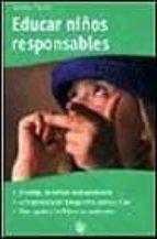 EDUCAR NIÑOS RESPONSABLES