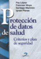 Protección de datos de salud: Criterios y plan de seguridad