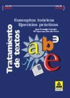 TRATAMIENTO DE TEXTOS: EJERCICIOS PRACTICOS