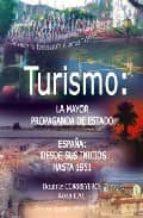 TURISMO: LA MAYOR PROPAGANDA DE ESTADO: ESPAÑA: DESDE SUS INICIOS HASTA 1951