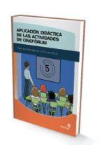 APLICACION DIDACTICA DE LAS ACTIVIDADES CINEFORUM