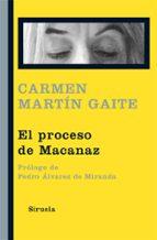 El proceso de Macanaz (Libros del Tiempo)