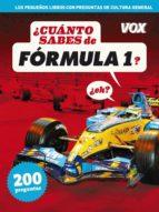 ¿Cuánto Sabes De Fórmula 1? (Vox - Temáticos)
