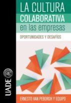 La cultura colaborativa en las empresas: 1