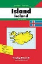 ISLANDIA MAPA DE CARRETERAS (1:400000) (FREYTAG AND BERNDT)