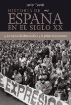 HISTORIA DE ESPAÑA EN EL SIGLO XX (TOMO 4) (EBOOK)