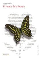 EL RUMOR DE LA LECTURA (EBOOK)