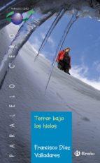Terror bajo los hielos (ebook) (Castellano - Juvenil - Paralelo Cero)