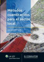 MÉTODOS CUANTITATIVOS PARA EL SECTOR LOCAL (EBOOK)