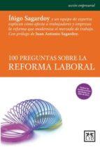 100 PREGUNTAS SOBRE LA REFORMA LABORAL (EBOOK)