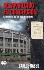 Desaparecido en Concepción