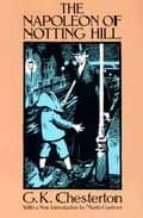 The Napoleon of Notting Hill (Dover Books on Literature & Drama)