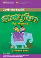 storyfun for movers (student s book) karen saxby 9780521172813
